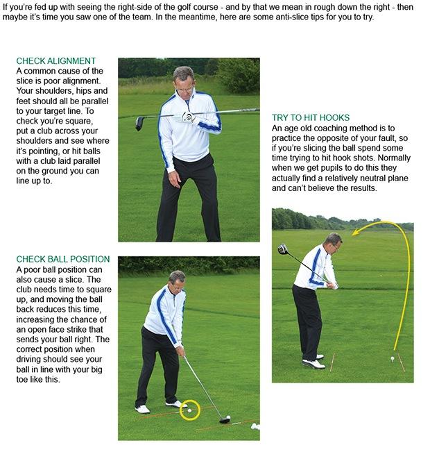 Top golf tips