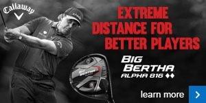 Callaway Big Bertha Alpha 816 driver