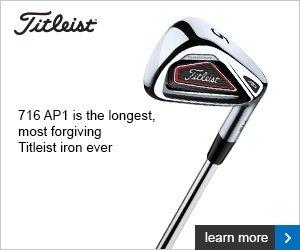 Titleist 716 AP1 irons
