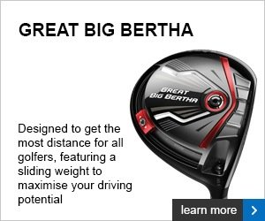 Callaway Great Big Bertha driver
