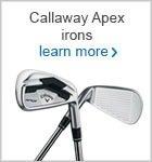 Callaway Apex Irons
