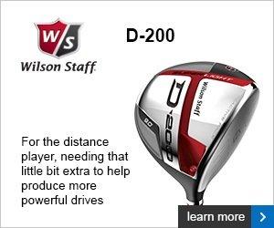 Wilson Staff D200 driver
