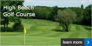 High Beech Golf Course