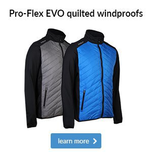 ProQuip Pro-Flex EVO quilted windproofs