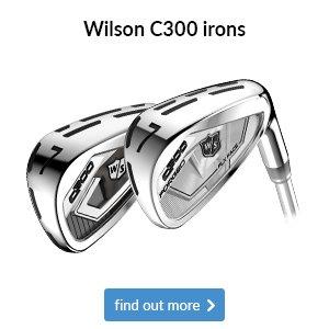 Wilson C300 Irons