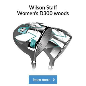 Wilson Staff Women's D300 Woods